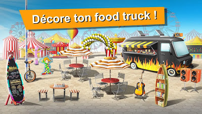 Food Truck Chef™ Cooking Game النسخة المهكرة