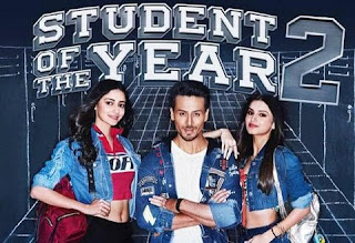 Student of the Year 2: Movie review