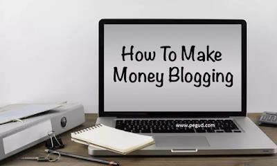 Cara Mudah Hasilkan Uang dari Blog