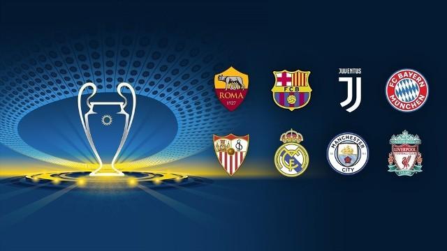 Jadwal Liga Champions Leg 2 Perempat Final - Live SCTV