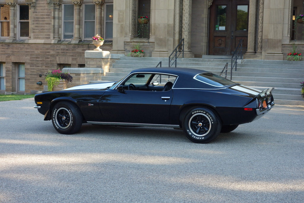 1973 chevrolet camaro z28 special order low mileage survivor muscle car monday. Black Bedroom Furniture Sets. Home Design Ideas