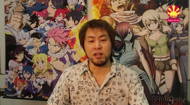 "Hiro Mashima está realizando un ""proyecto secreto"""