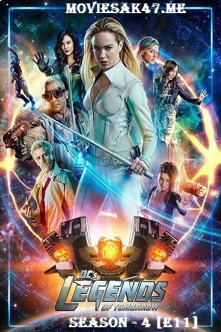 Legends of Tomorrow Season 4 Episode 11 Download 480p S04E11, Legends of Tomorrow S04E11 Séance and Sensibility ,
