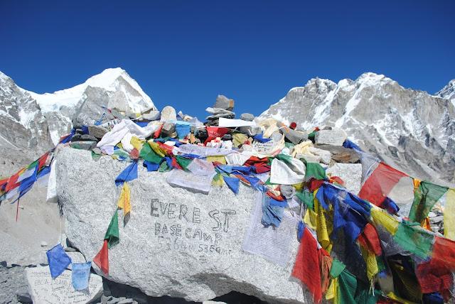 Everest Base Camp Trekking 2018
