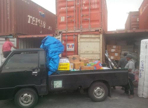 Carter Pick Up Sumenep Surabaya