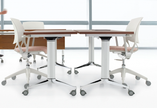 Global Terina Height Adjustable Tables