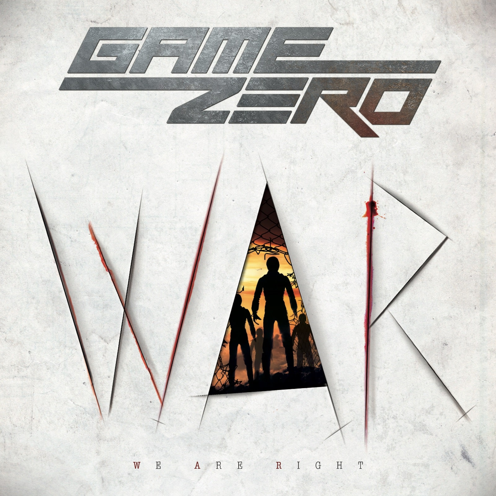 Game Zero WAR cover art