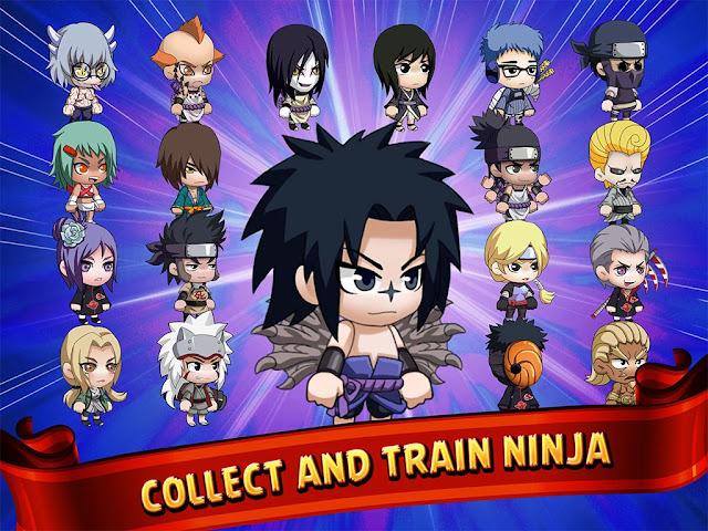 Ninja Heroes MOD APK – Mega Unlimited Android Full