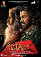 Sye Raa Narasimha Reddy (2019) Full Movie [Hindi-DD5.1] 720p HDRip ESubs Download