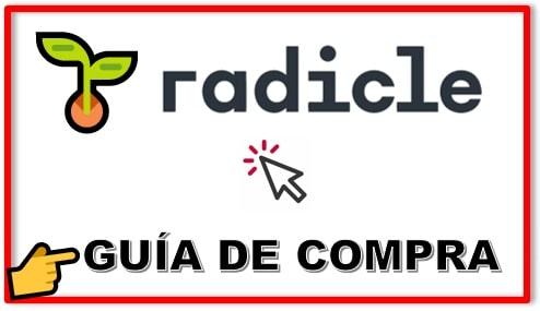 Cómo y Dónde Comprar Criptomoneda RADICLE (RAD)