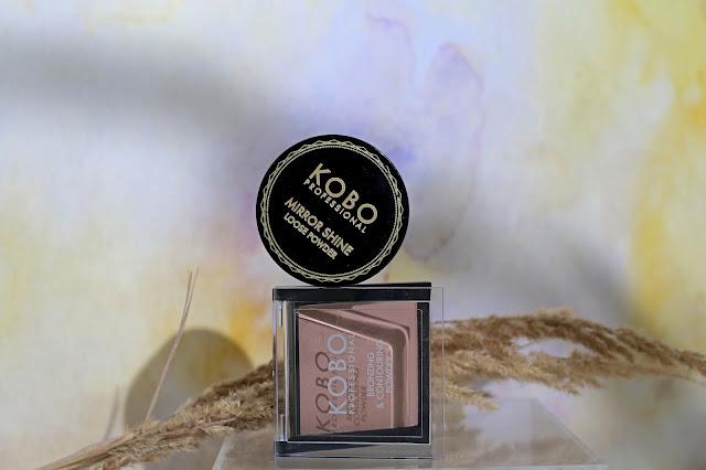 Kobo Matt Bronzing & Contouring Powder