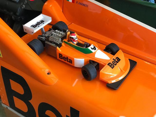 March 761 da Fenix Racing