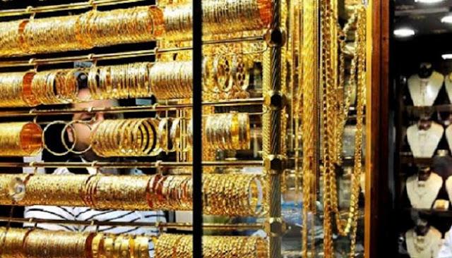 أسعار الذهب فى الأردن اليوم الأحد 17/1/2021 وسعر غرام الذهب اليوم فى السوق المحلى والسوق السوداء