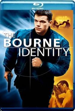Blu Ray 720 Movie The Bourne Identity 2002