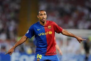 para pemain dari Prancis terbilang sukses saat bermain di Barcelona