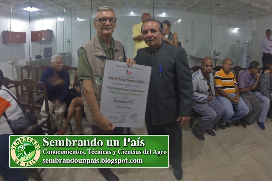Francisco Afonso y Pedro Cruz