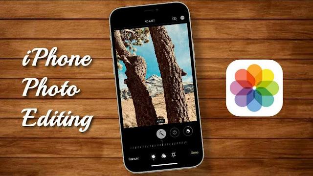 iPhone photo editing tricks and hacks