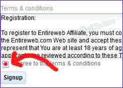 اضف موقعك بموقع entireweb الى محركات البحث بضغطة واحدة