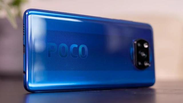 3. Xiaomi Poco X3 NFC