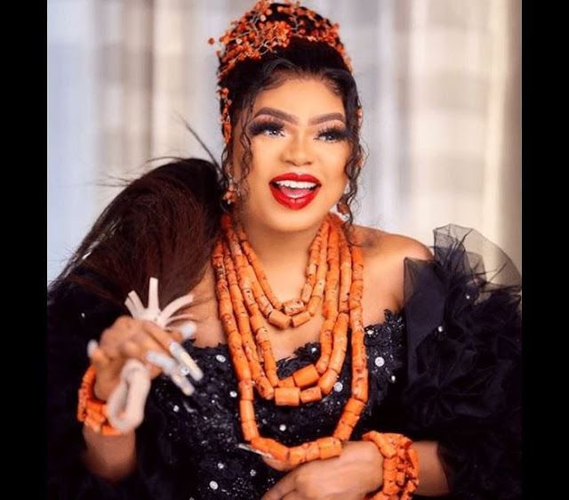 You Are Short And Round Like A Volleyball' – Bobrisky Drags Tunde Ednut On Social Media