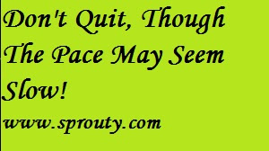 Don't quit, inspiring poems, don't give up, sproutby.com