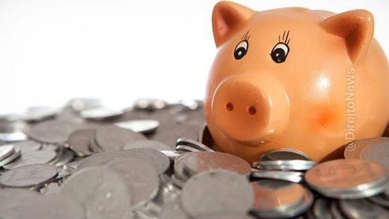 aplicacao financeira 40 salarios minimos impenhoravel
