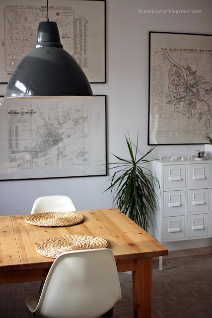 mapa diningroom