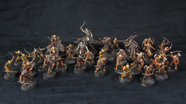 Hunter Orc Army