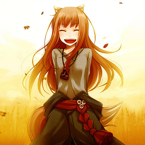 Spice & Wolf Wallpaper Engine