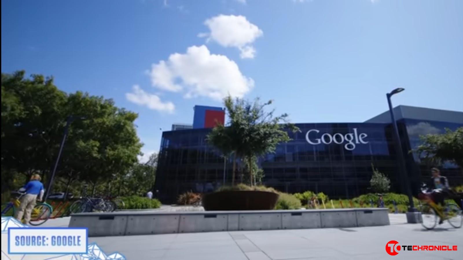 Google Headquarters Techronicle