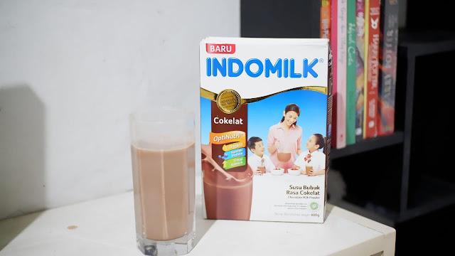 Susu Bubuk Anak