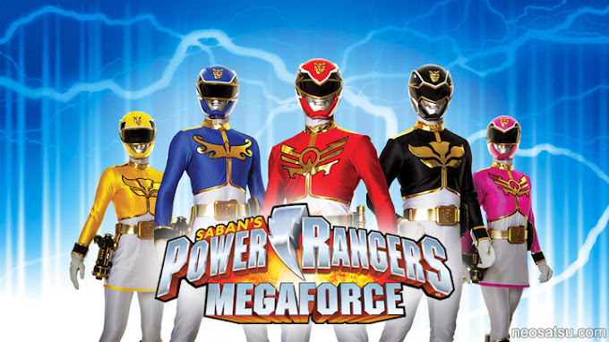 Power Rangers Megaforce Batch Subtitle Indonesia