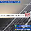 GridTiedSolar.com Premium Domain For Sale