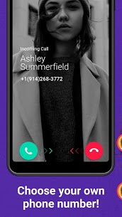 TextNow: Free Texting & Calling App v6.50.2.0 Paid APK