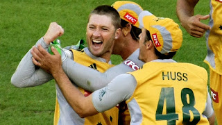 Australia vs India Only T20I 2008 Highlights
