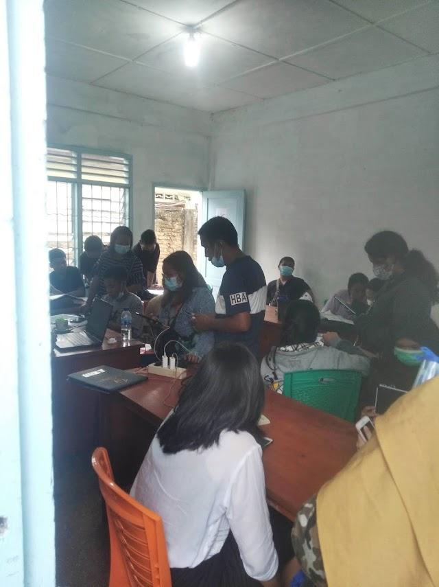 Calon siswa yang mendaftar melalui situs PPDB sumut mengalami kendala jaringan dan eror