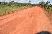 Prefeito Júnior Xavier reconstrói importante estrada rural de Bernardo do Mearim