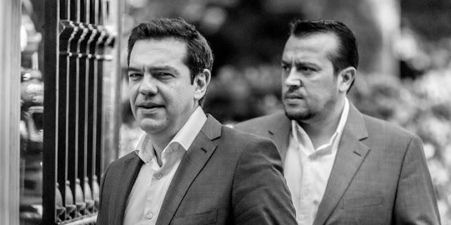 Το υπόγειο κράτος του ΣΥΡΙΖΑ...