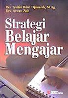 [CONTOH CBR UINSU] Critical Book Report Strategi Belajar Mengajar