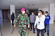 Jalin Sinergitas, Komandan Pasmar 3 Laksanakan Kunker Ke PT Pelindo Di Sorong
