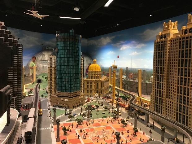 Lindsay's Sweet World: Weekend Trip to Atlanta + Lego Land