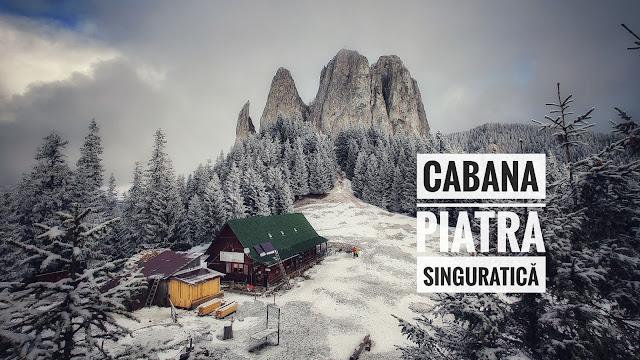 Traseu ușor în Munții Hășmaș: Cabana Piatra Singuratică (1504 m)