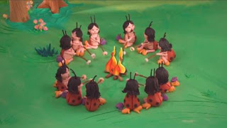 Ladybugs' Picnic remake, Sesame Street Episode 4402 Don't Get Pushy season 44