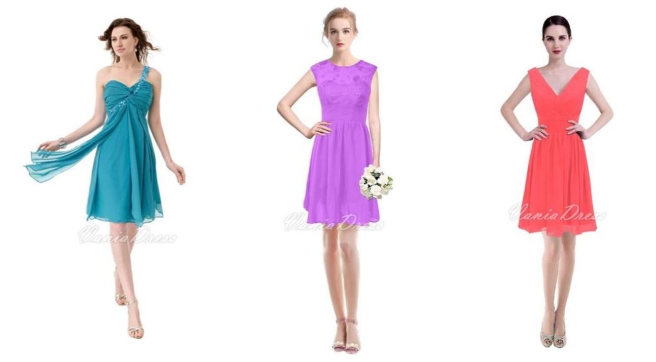 Suknie dla druhny - VANIADRESS