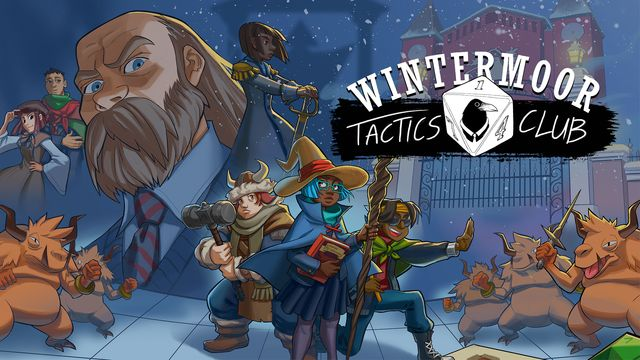 Wintermoor Tactics Club v1.0 NSP XCI NSZ For Nintendo Switch