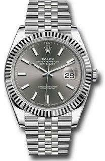 Pajak Rolex ( Rolex-Datejust-41 di pajak RM 41,000 )