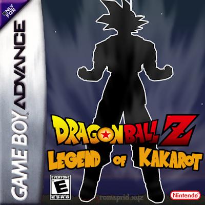 Dragon Ball Legend of Kakarot gba rom hack
