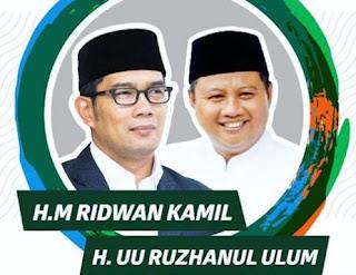 Ridwan Kamil-Uu Ruhzanul Ulum