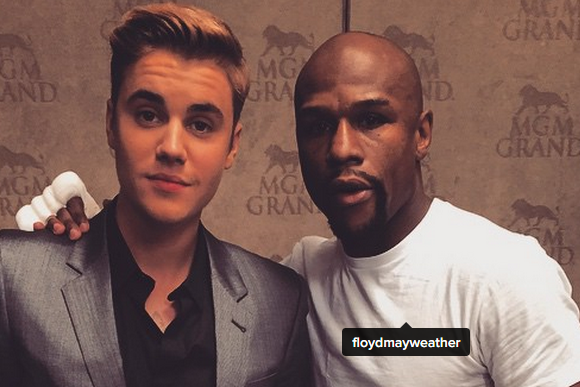 List of Hollywood Celebrities at Manny Pacquiao and Floyd Mayweather Megafight 2015