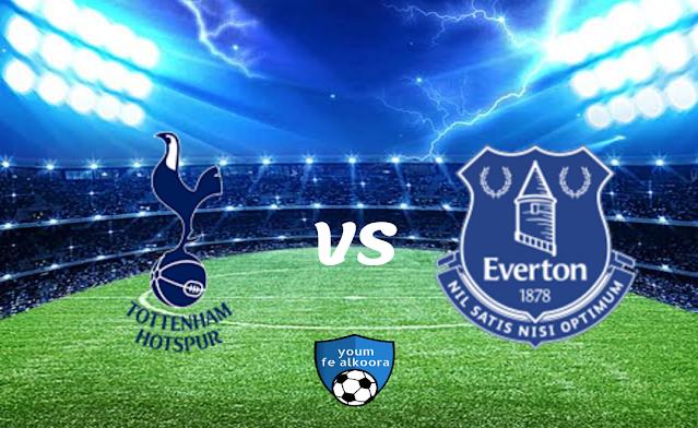 مشاهدة مباراة إيفرتون وتوتنهام بث مباشر اليوم 10-2-2021. في كأس الإتحاد الإنجليزي.